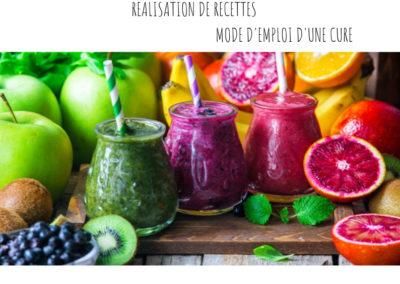 Atelier smoothies 29 juin 2019