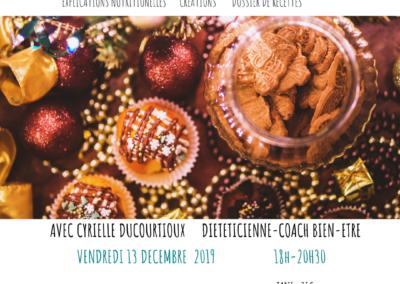 ATELIER DECEMBRE 2019